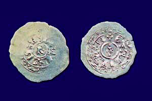 Some tarì, medival Amalfi coins. (Photo courtesy of the museum)
