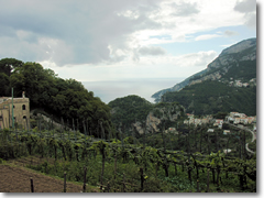 The Valle del Dragone, Ravello