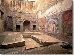 House of the Neptune at Herculaneum