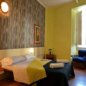 A Room At The Hotel Mimosa Al Pantheon Rome