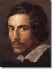 Self-portrait of Gianlorenzo Bernini c.1623 (age 25)