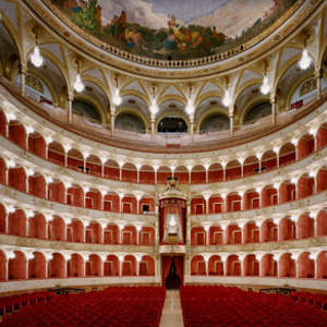 The Rome Opera house Tratro Costanzi