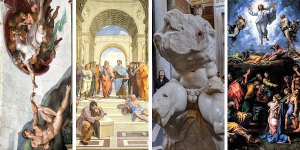Highlights of the Vatican Museums