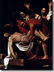 Caravaggio's Deposition in the Vatican Museums' Pinacoteca