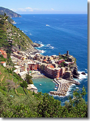 Vernazza on the Cinque Terre