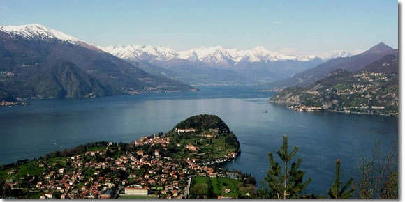 Bellaio on Lake Como