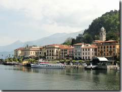 The Bellgio Waterfront, Lago di Como