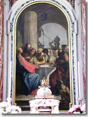 Ultima Cena by Giambattista Tiepolo in the Duomo of Desezano del Garda