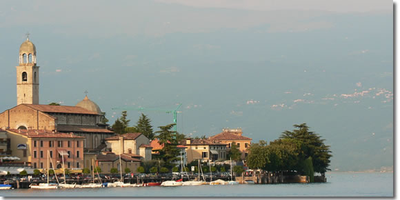 Salo, on Lago di Garda