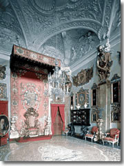 The Throne Room on Isola Bella