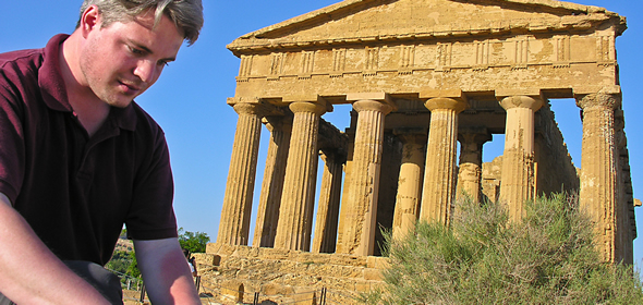 Planning a trip to Agrigento