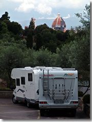 Camping Michelangelo, Florence