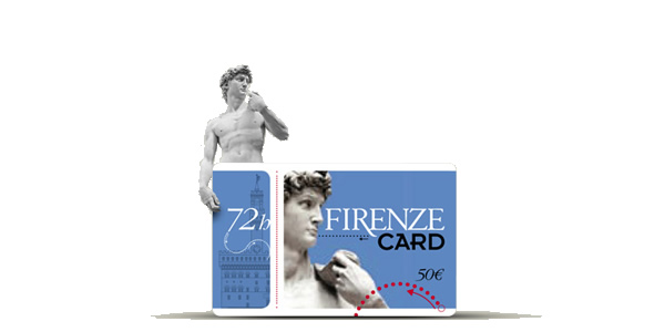 The Firenze Card discount sightseeing/transport pass in Florence