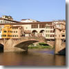 The Ponte Vecchio (Old Bridge) in Florence