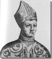 Baldassare Cossa, better known as Antipope John XXIII