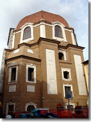 The Medici Chapels in Florence