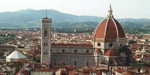 Florence Cathedral, Baptistry, Belltower, and Museum