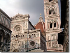 The Catehdral of Florence
