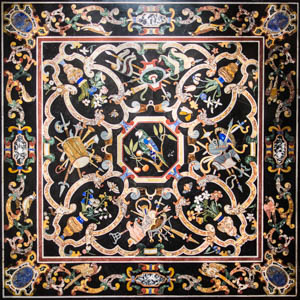 Museo del Opificio delle Pietre Dure, Firenze. (Photo by Kent Wang)