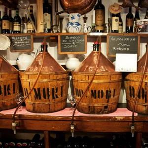 Cantina Do Mori chicchetti bacaro in Venice