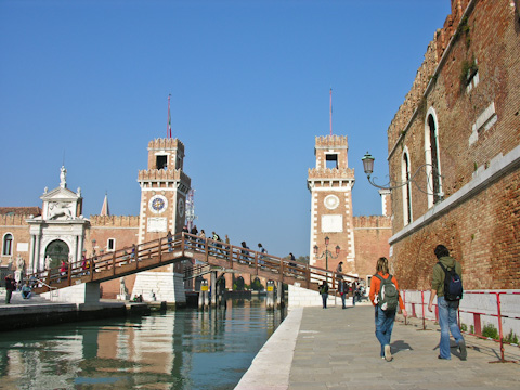 Arsenale of Venice
