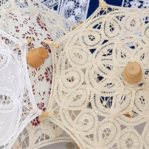 The Museum of Lace on the island of Burano in Venice