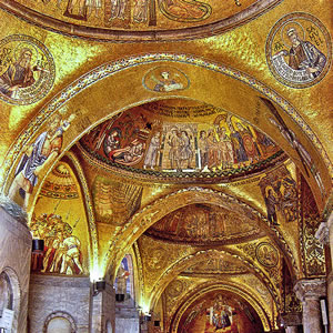 The mosaics of St. Marks